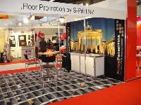 WOE FP Messestand 1